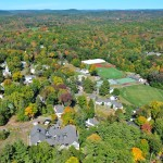 Aerial of Gunnery Campus